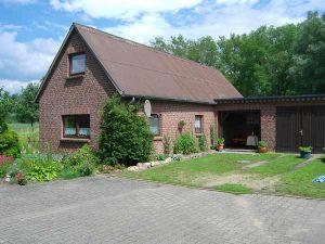 Ferienhaus am Froschteich - Krückmeyer